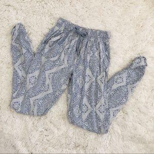 ❄️ Rewash Brand Canyon Glam Ruched Lounge Pants